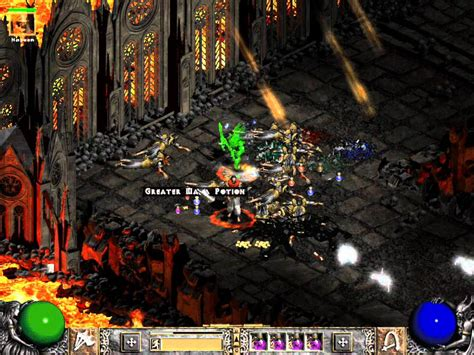 diablo  frenzy barbarian  chaos sanctuary youtube