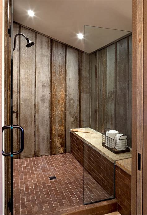Rustic Bathroom Shower Ideas by Best 25 Rustic Shower Ideas On Rustic