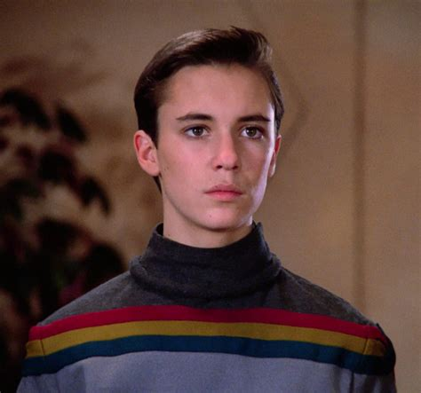 wesley crusher sweater the sweaters of wesley crusher