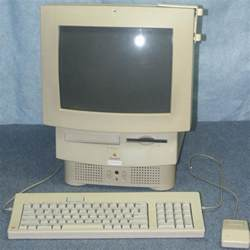 Old Apple Computers Desktop