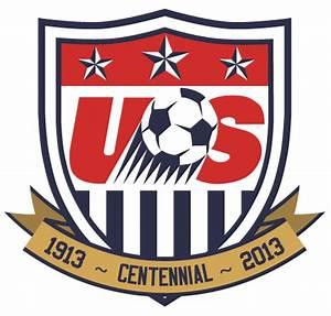 Us Soccer Centennial Crest