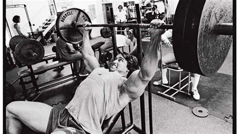 arnold schwarzeneggers ultimate training guide muscle