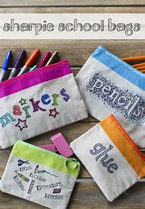 30+ Awesome DIY Back To School Supplies - Noted List