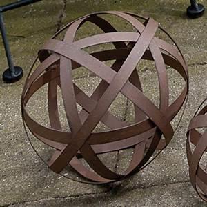Decoration Jardin Metal : decoration jardin metal rouille ~ Teatrodelosmanantiales.com Idées de Décoration