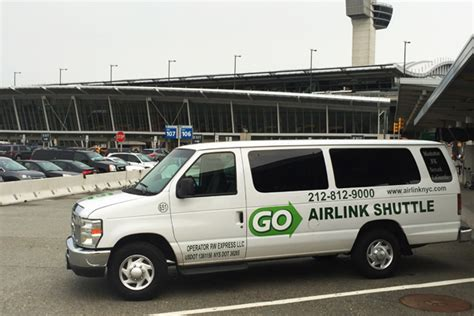 Shuttle Ride To Airport by Jfk Airport Shuttle Shared Ride Services To Jfk Go