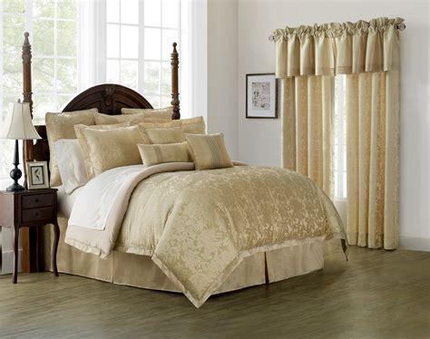 isabella gold  waterford luxury bedding