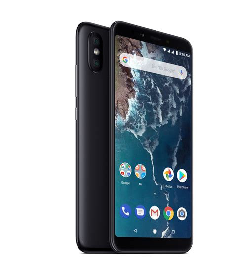 xiaomi mi a2 launched in india with snapdragon 660 for