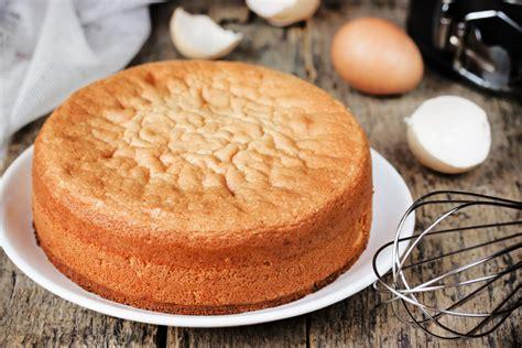 recette genoise facile  rapide base cake design