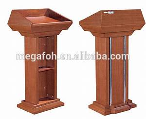 Factory Price Commercial Furniture Lecture Speech Table
