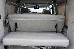 sell used gmc savana legacy lowtop conversion van 2tvs dvd With van sofa bed for sale