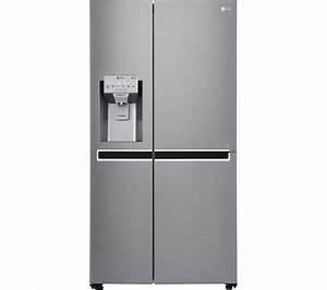 Kühlschrank American Style : buy lg gsl961pzbv american style fridge freezer stainless steel free delivery currys ~ Sanjose-hotels-ca.com Haus und Dekorationen