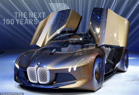 Bmw Shows Off Concept Car For The Selfdriving Future