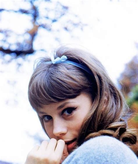 francoise dorleac makeup francoise dorleac photographed by peter basch hair