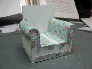 how to couch and chair very easy with just foam and glue With homemade furniture tutorials