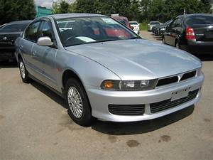 2003 Mitsubishi Galant - Information And Photos
