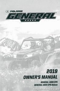 2019 Polaris General 1000 Eps General 1000 Eps Deluxe