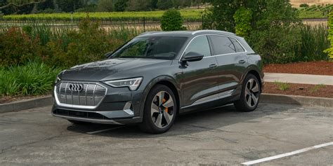 2019 audi e tron second drive review all electric suv