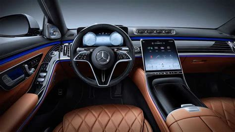 With origins in the first ever car produced by karl benz, mercedes' history is nothing short. 2021 Mercedes-Benz S-Class Interior | Motor1.com Photos