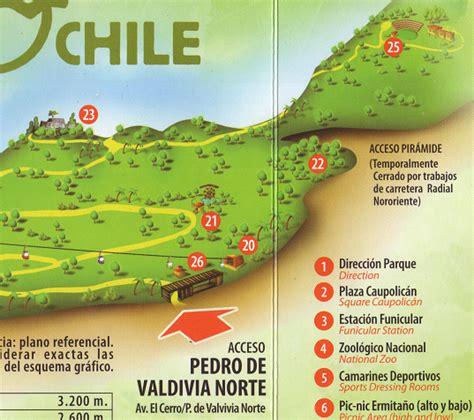 """7 El Parque Urbano """"metropolitano"""" De Santiago De Chile"""