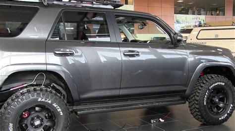 toyota 4runner lifted custom 4runner charlesglen toyota truck build challenge