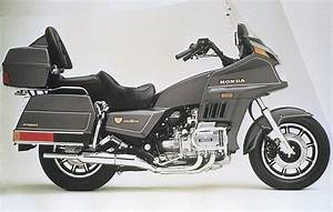 Honda Gold Wing Model History Guide