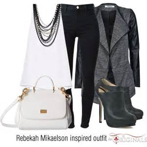 Rebekah Mikaelson Inspired Outfit