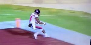 WATCH Ole Miss WR DK Metcalf Scores 63 Yard TD Penalized