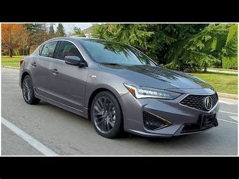 acura ilx review  expensive premium car