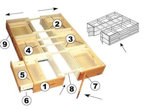 ultimate bed platform beds  drawers platform bed