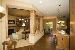 pipestone 1899 4 bedrooms and 3 baths the house designers - Kitchen Great Room Ideas