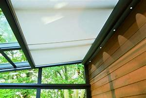 Store De Veranda Interieur : stores int rieurs de v randas sur mesure komilfo ~ Voncanada.com Idées de Décoration