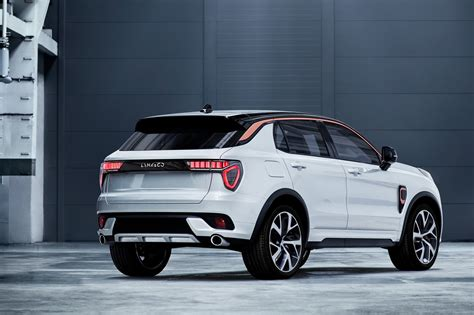 SUV Cars : New Brand Lynk & Co Unveils 'state-of-the-art' Suv By Car