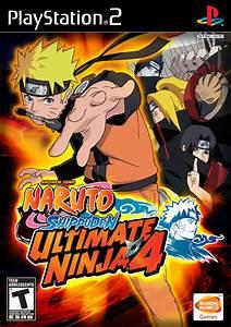 Ultimate Ninja 4 Naruto Shippuden Playstation 2 Ign