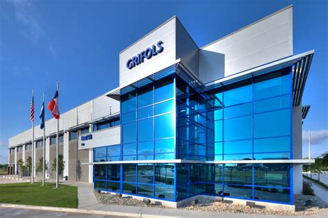 San Marcos Grifols Plasma | Engineering System Solutions ...