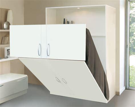 armoire lit escamotable avec canape image gallery lit armoire