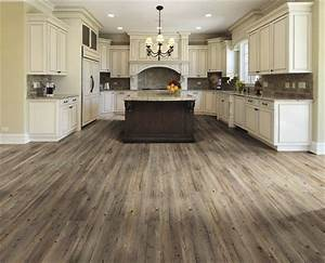 grey wood flooring would love this with darker base With kitchen colors with white cabinets with barn board wall art