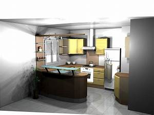 bar separation cuisine trendy mon bar le qg de ma cuisine With meuble bar separation cuisine americaine