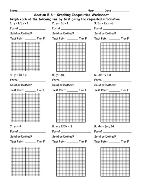 images  graphing  variable inequalities