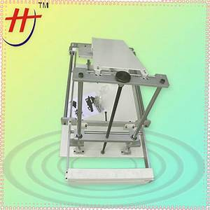 Manual Curved Surface Screen Printing Machine Id 7710227