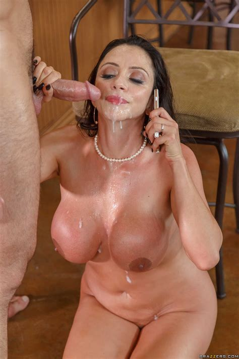 Big Breasted Latina Gets Properly Fucked And Facialized