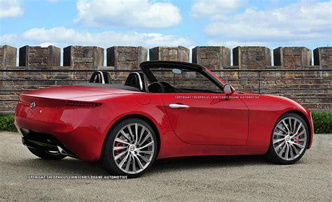 Photos 2014 Mazda Mx5 Miata And Alfa Romeo Spyder