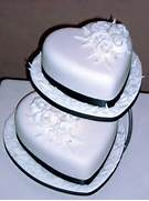 Heart Shaped Wedding Cakes Pictures by Wedding Cakes Ideas Heart Design Wedding Cake