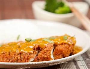 Katsu Chicken Recipe with homemade Japanese Coconut Curry ...