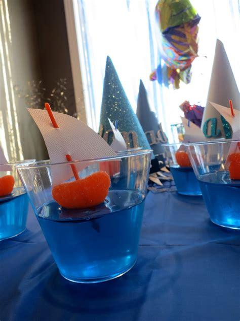 Ocean Theme Birthday Party