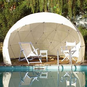 garden igloo pavillon gewachshaus garten iglu four With katzennetz balkon mit garden igloo four seasons pavillon
