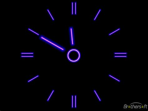 Free Animated Clock Wallpaper For Desktop - clock live wallpaper windows 10 wallpapersafari
