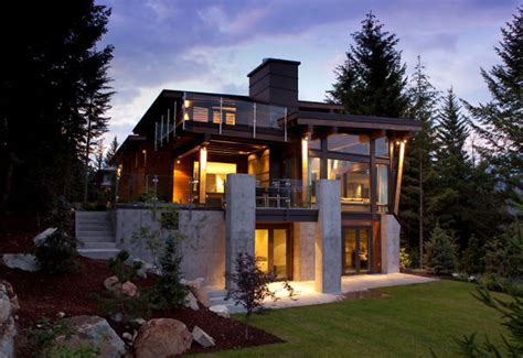 Beautiful Mountain House Plans With A View by Home And Furniture Gallery Compass Point House A
