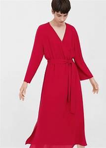 Wie Lange Steuerunterlagen Aufheben : mango wickelkleid mit taillenband online kaufen otto ~ Eleganceandgraceweddings.com Haus und Dekorationen