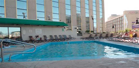 The Pool At The Silver Legacy, Reno, Nevada