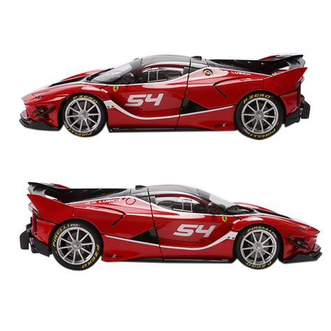 Just after a few more sales, the evo will become a history. Bburago 1:18 Signature Series Ferrari FXX K FXXK EVO Diecast Model Racing Car | eBay